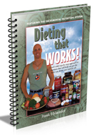 Dieting Book Cover