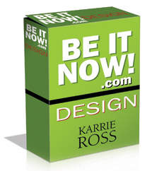 Karrie Ross, Be IT Now Design and Consulting