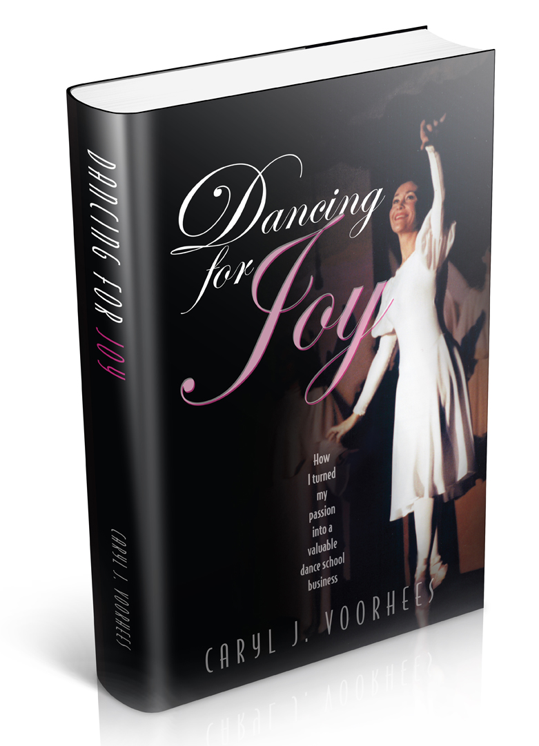 Dancing for Joy by Caryl Voorhees
