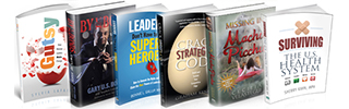 Compelling Custom Covers by Karrie Ross