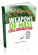 Book Cover Design – Weapon Of Mass Collaboration