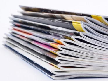 Magazine Stack Main